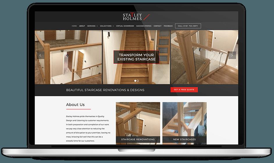 statley-holmes-website-design