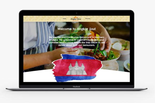 Angkor Web Design Chorley 1
