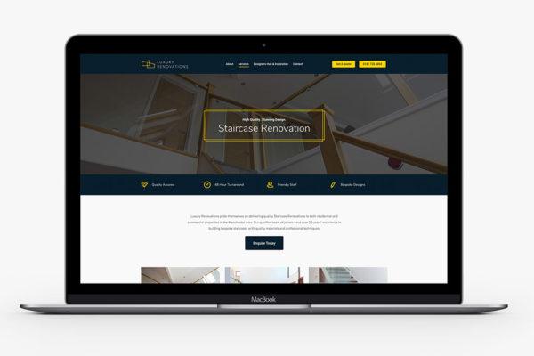 Luxury Web Design Chorley 1
