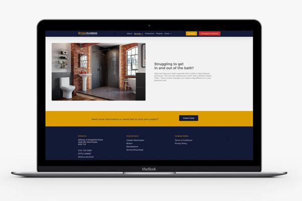 Oshea Web Design Agency Chorley 3