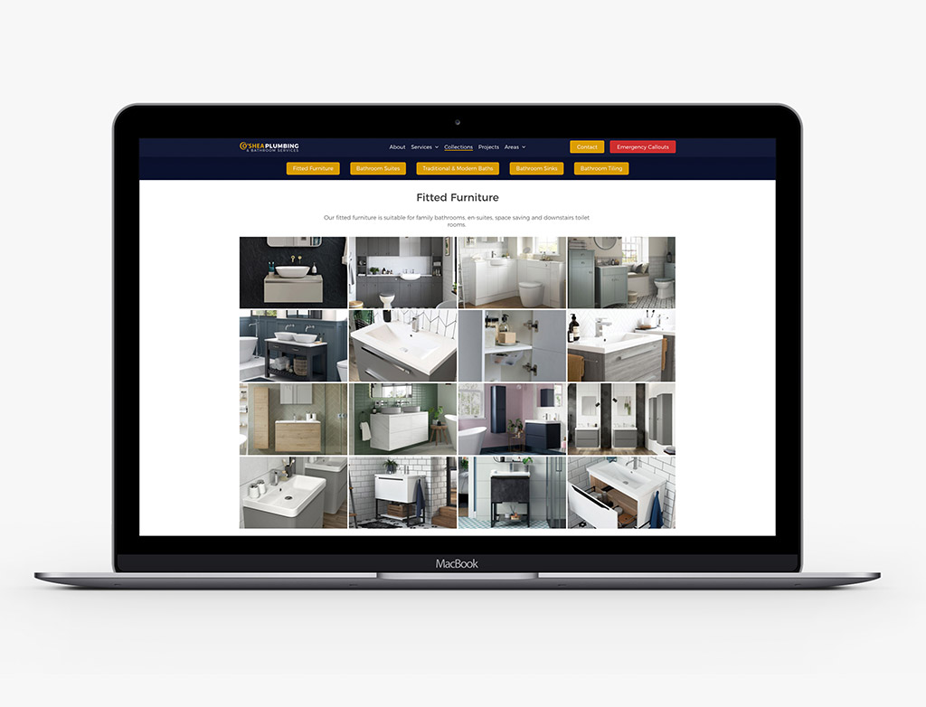 Oshea Web Design Agency Chorley 5