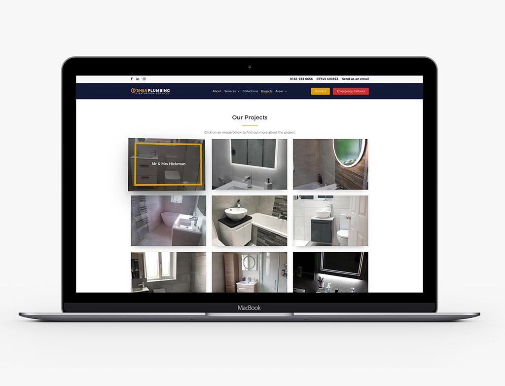Oshea Web Design Agency Chorley 6