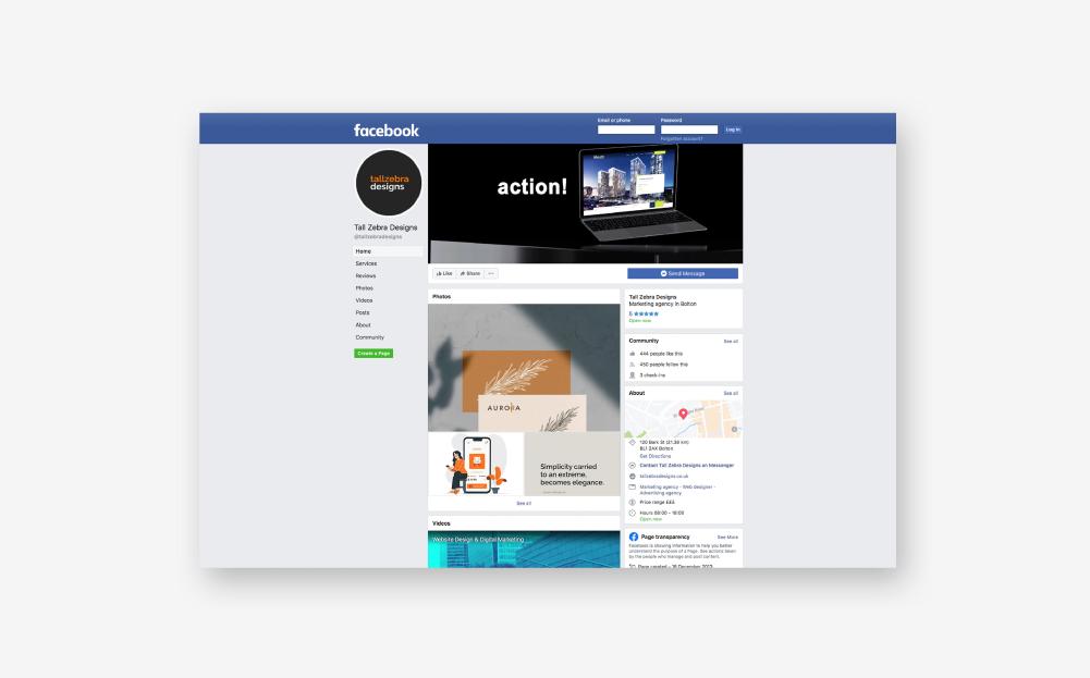 Brand Design For Social Media