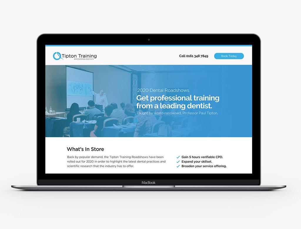 Tipton Web Design 1