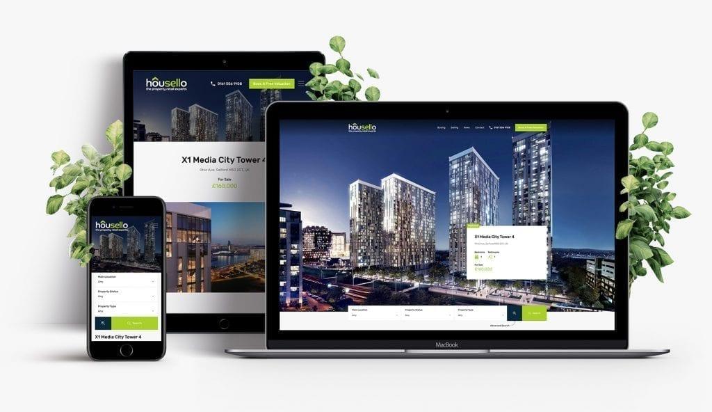 Web design agency in Chorley