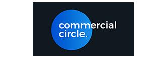 Commercial circle logo