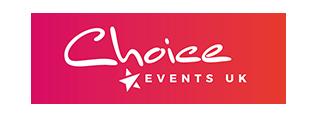 Choice Events UK logo