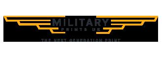 Military Prints UK logo