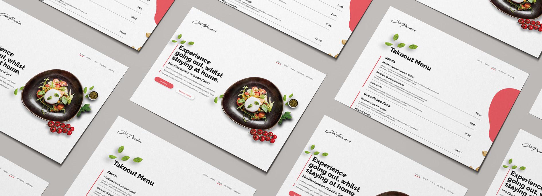 clean web design bolton